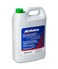 ACDelco Classic Green Coolant